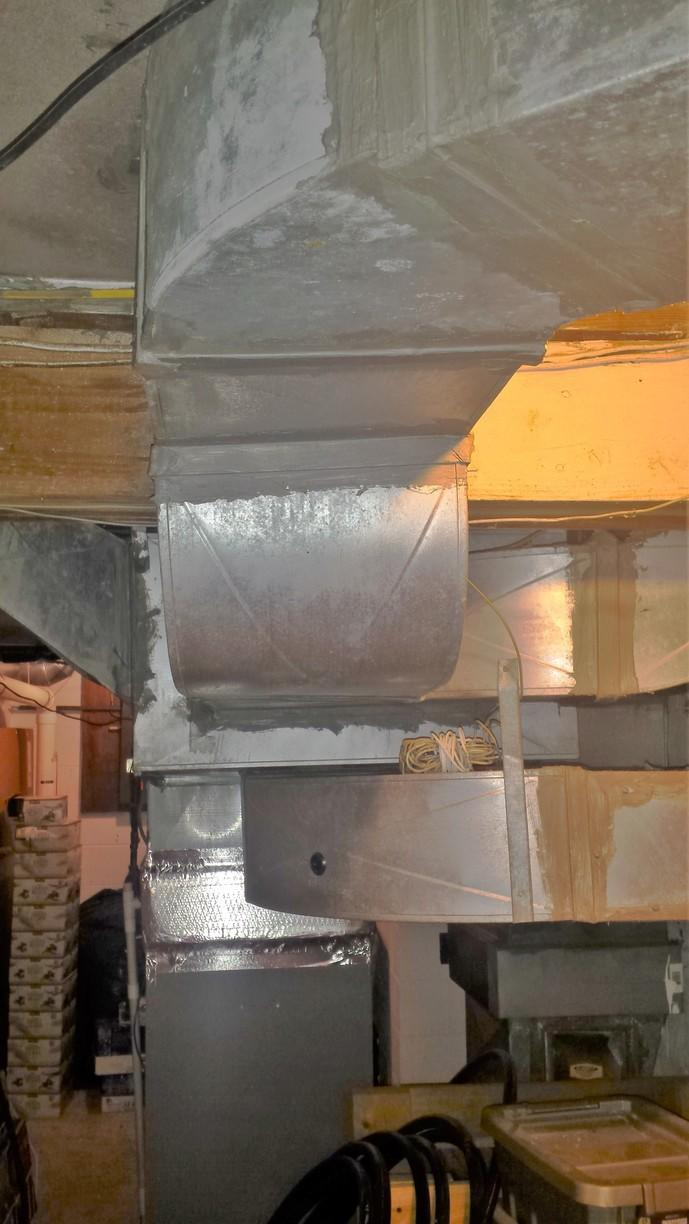 Duct Sealing Clermont, IN - After Photo