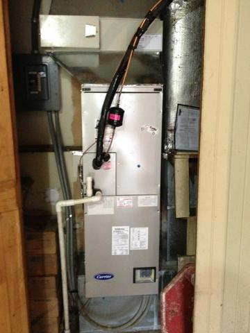 Furnace Replacement in Danville, IN