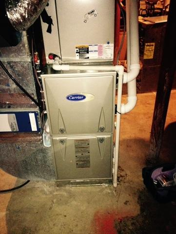 Furnace Replacement in Pittsboro, IN