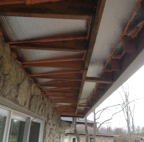 Cantilever Sealed! Carmel, IN - After Photo