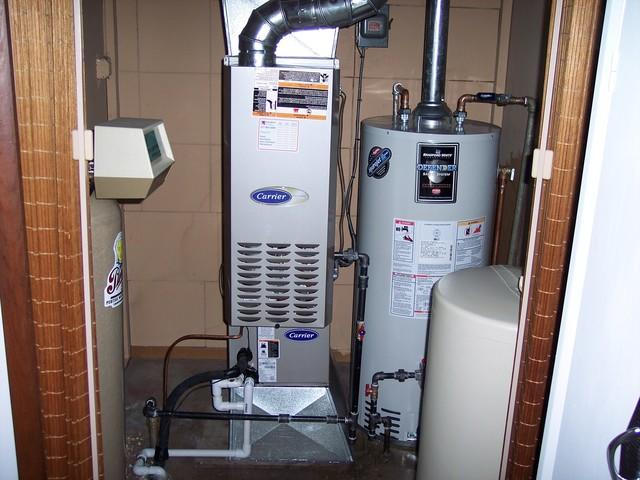 Furnace and Water Heater Upgrade in Lizton, IN