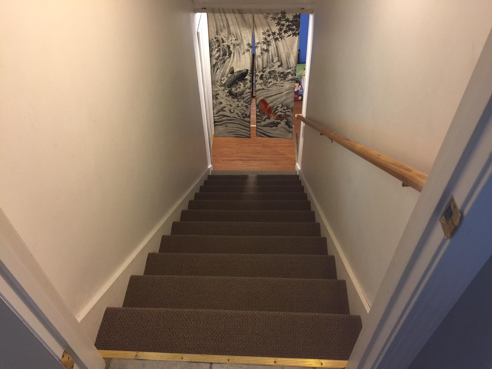 Finished Basement in Windham, NH - After Photo