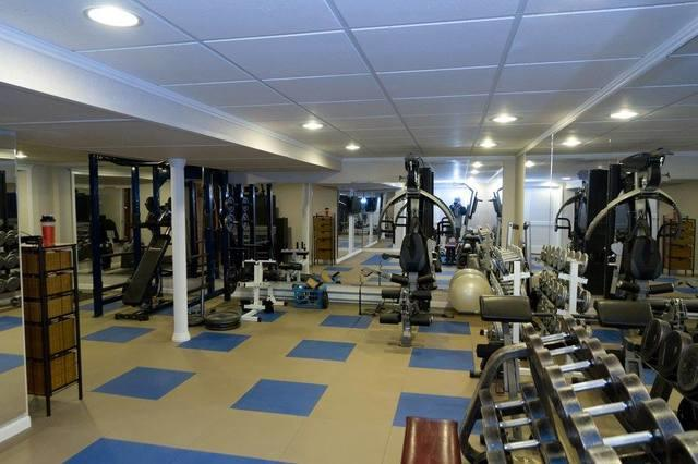 A Clean, New Gym in Swampscott, MA