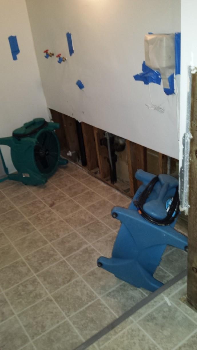 Water Leak Hemet - After Photo