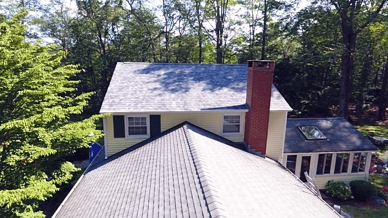 Klaus Larsen Llc Before Amp After Photo Set Roof
