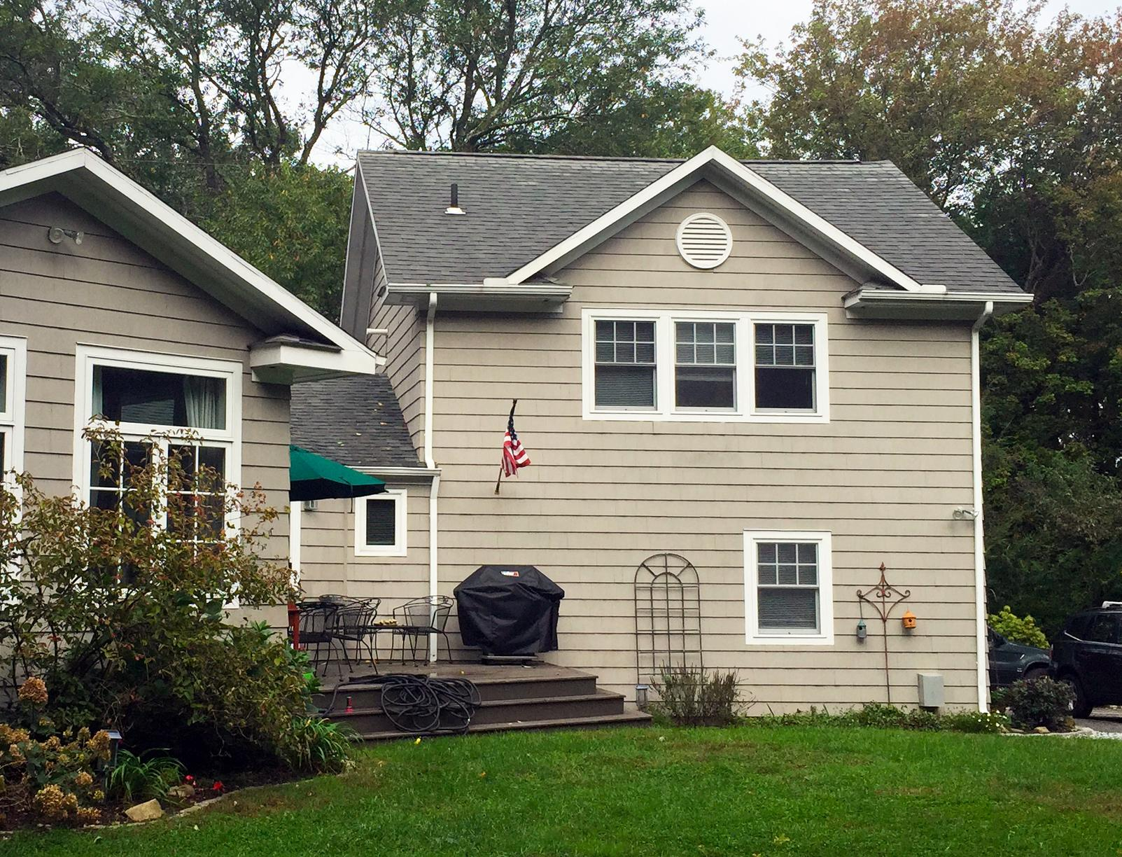 Roof Replacement in Madison, CT - Before Photo