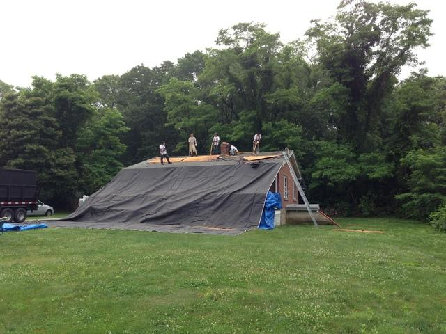 Quaker Hill, CT Roof Replacement Project