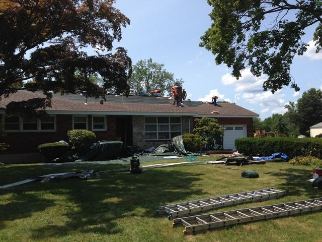 Rocky Hill, CT Roof Replacement