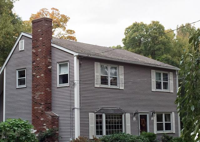 New Roof and Solar Fan in Amston, CT