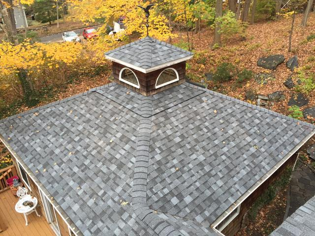 New Roof, Cupola and Skylights in Chester, CT