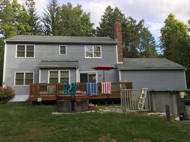 Full Roof Replacement in East Granby, CT