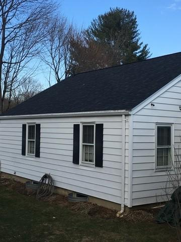 Roof Replacement in Westport, CT - After Photo