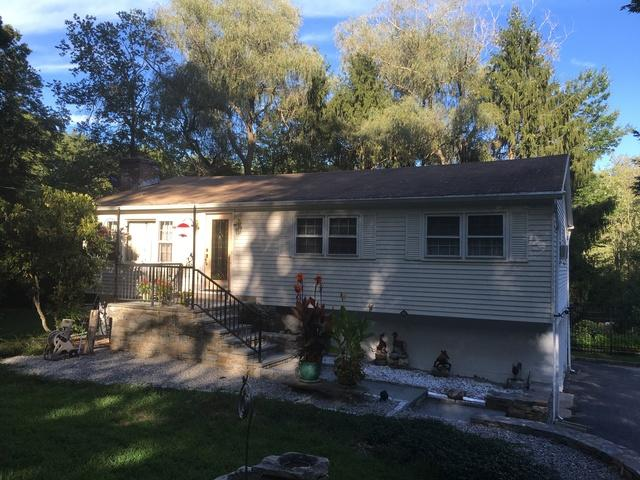 Roof and Plywood Replacement in Lyme