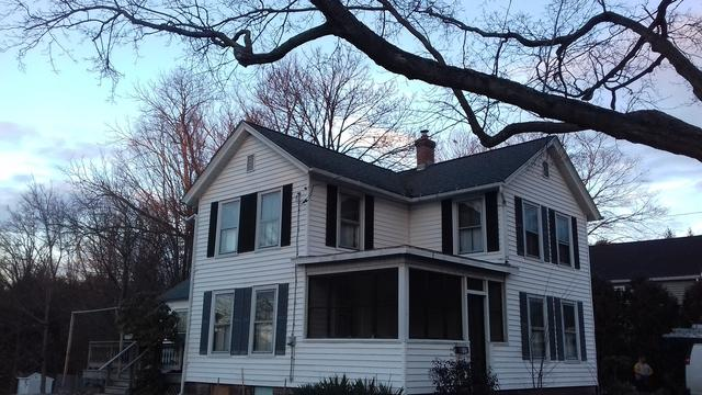 2-Story Roof Replacement in East Hartford