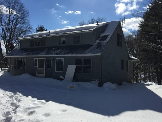 Southington, CT Winter Roof Replacement Project