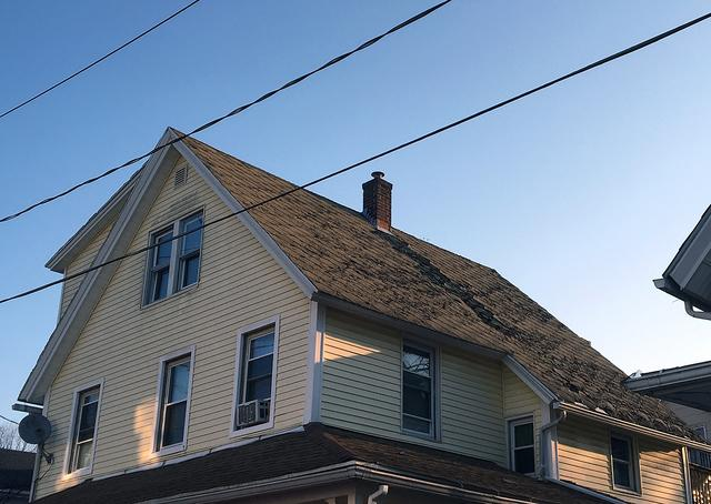 Roof Replacement in Willimantic, CT