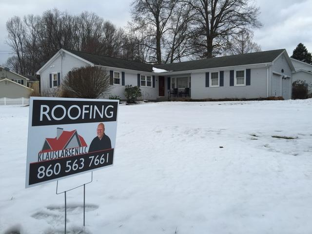 Roof Replacement in Berlin, CT