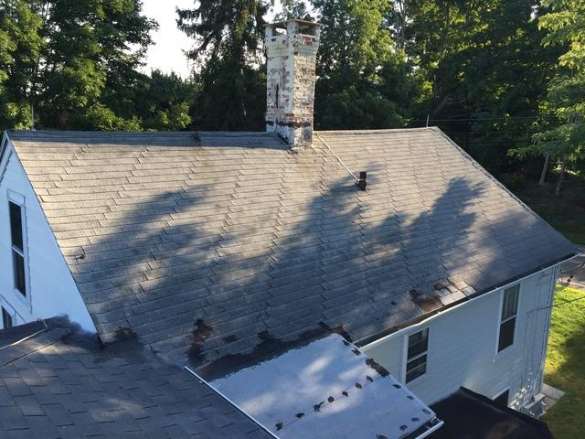Roof Shingle Replacement in Glastonbury, CT