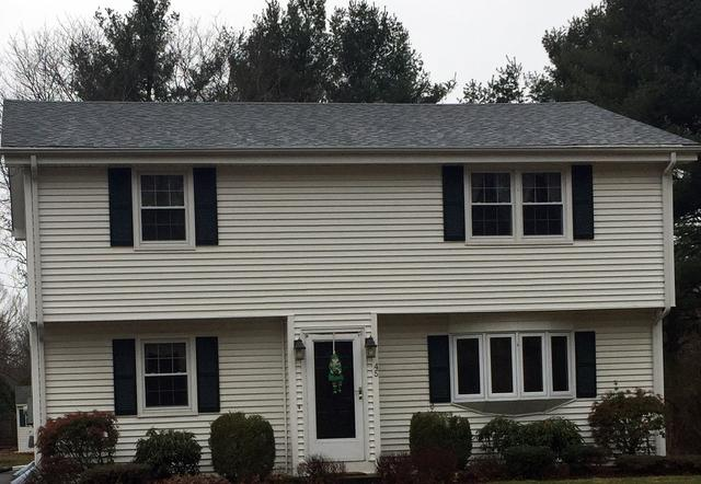 Roof and Gutter Replacement in Mansfield Center, CT