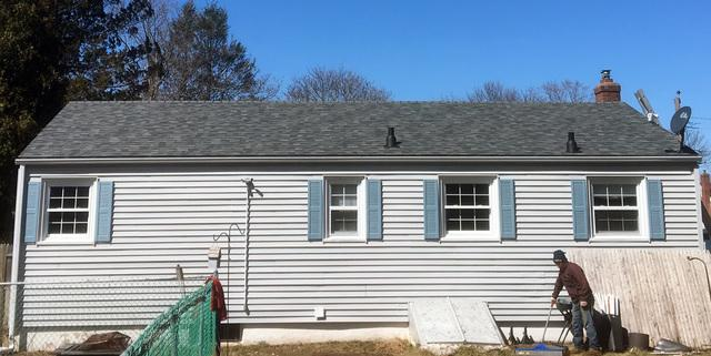 Roof Replacement in Vernon, CT