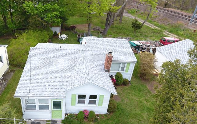 House and Garage Roof Replacement in Old Lyme, CT
