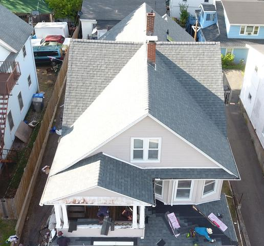 Klaus Larsen Llc Roof Replacement Before And After