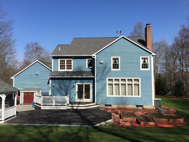 House and Garage Roof Replacement in Durham, CT