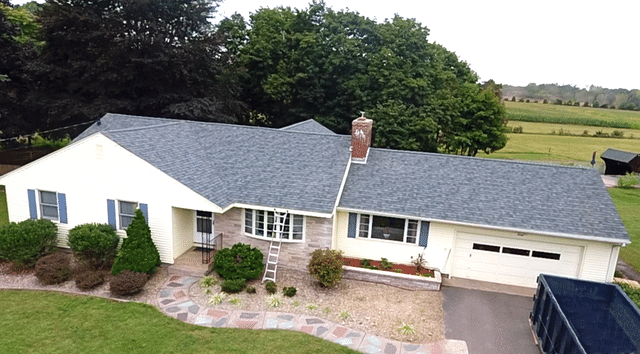 Roof Replacement in Broad Brook, CT
