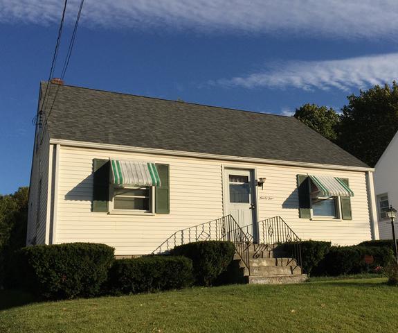 Roof Replacement in Meriden, CT