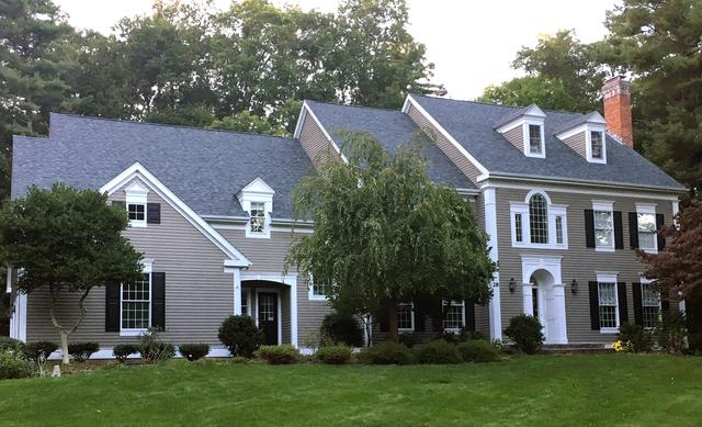 Roof Replacement in Simsbury, CT