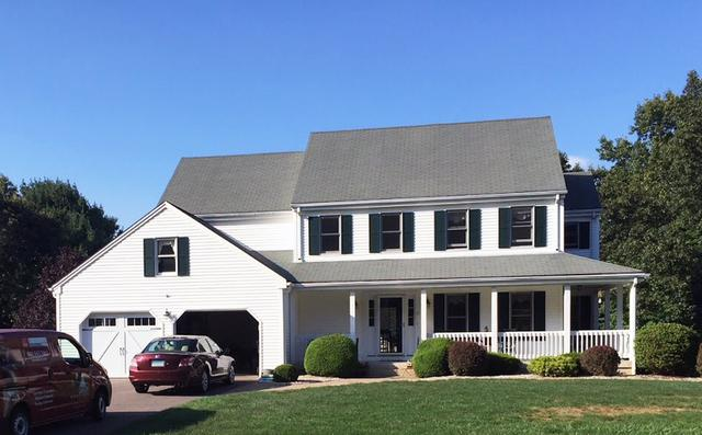 Roof Replacement in Ellington, CT