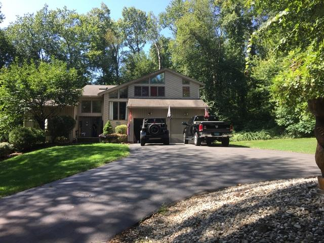 House Roof Replacement in East Granby, CT