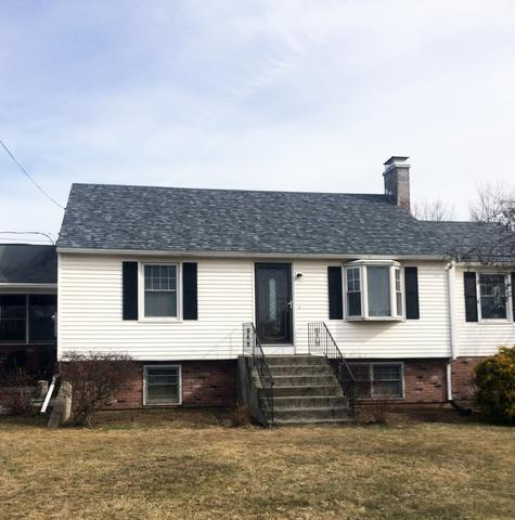 House and Garage Roof Replacement in Enfield, CT