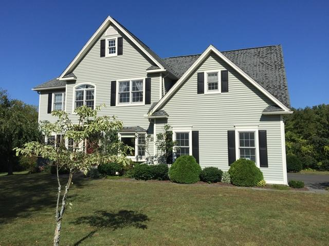 Roof Replacement in West Suffield, CT