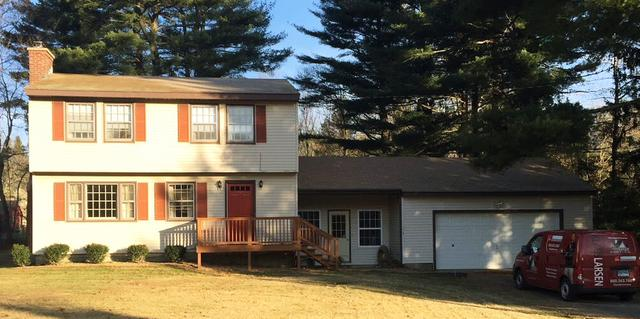 House and Garage Roof Replacement in Willington, CT