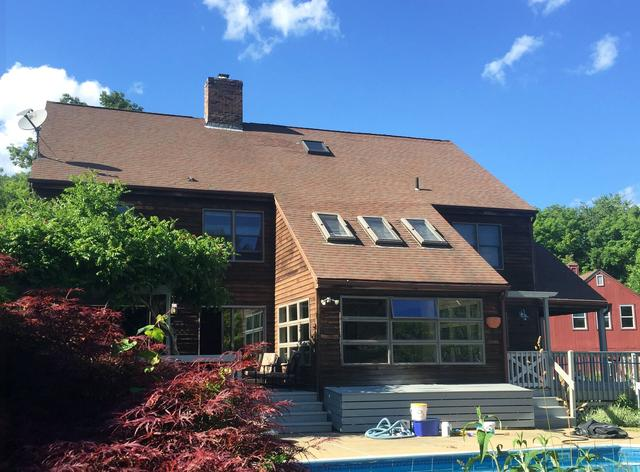 Full Roof Replacement in East Hampton, CT