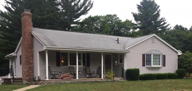 Ranch Roof Replacement in Stafford Springs, CT