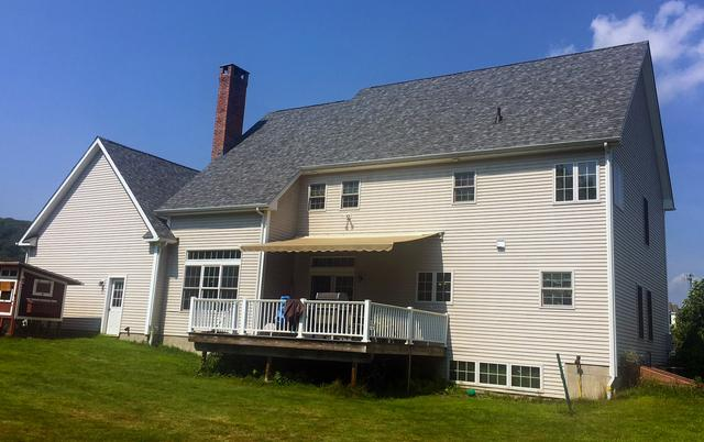 Roof & Siding Replacement in North Granby, CT