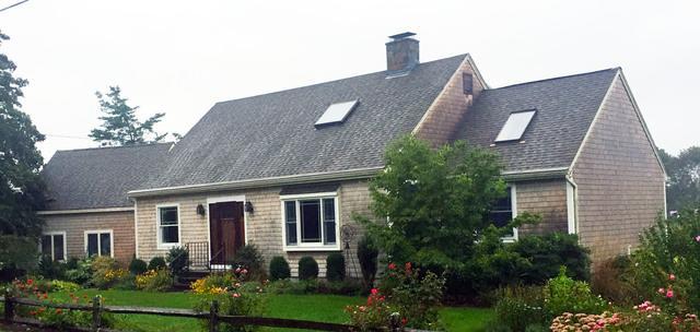 Klaus Larsen Llc Before Amp After Photo Set Cape Home Roof