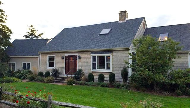 Cape Home Roof & Skylight Installment in Clinton, CT