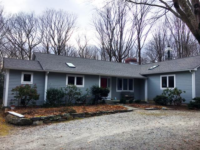 Ranch Style Roof Replacement in Madison, CT