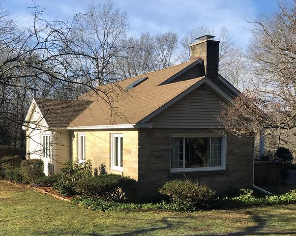 Cape Style Roof Replacement in Willington, CT