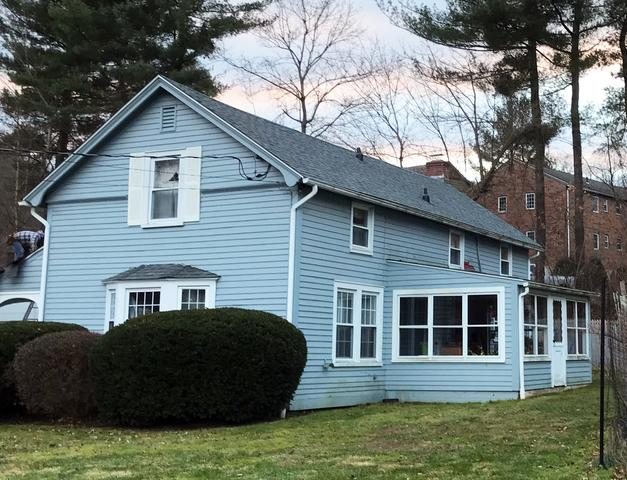 Single Family Roof Replacement in Tarrifville, CT