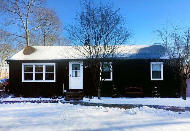 Ranch Style Roof Replacement in Scotland, CT