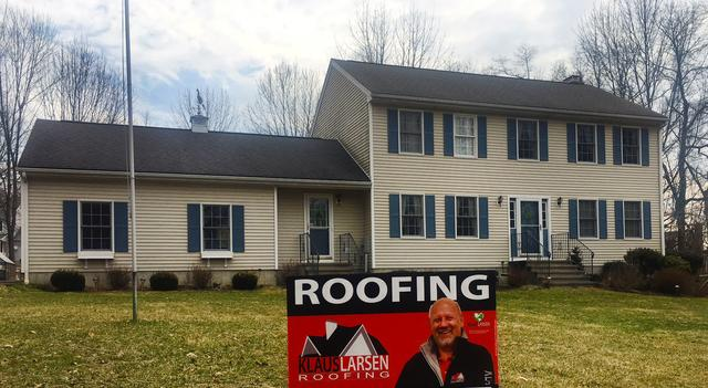 Roof Replacement in Colchester, CT