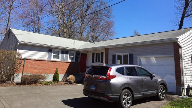 Ranch Roof Replacement in West Hartford, CT