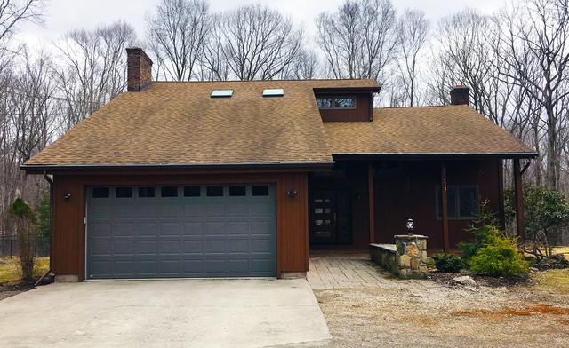 Contemporary Roof Replacement in Coventry, CT