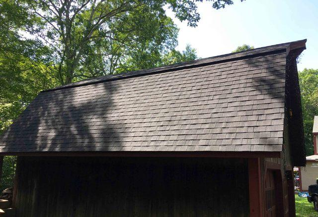Barn Roof Replacement in Westbrook, CT