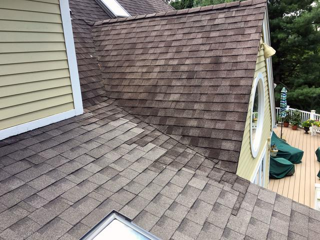 Sunroom Roof Replacement in South Glastonbury, CT