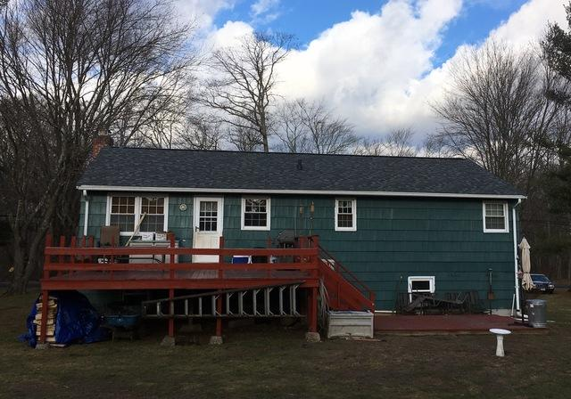 Roof Replacement in Hebron, CT